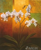 Fine art  - White Flower by Artist Jill Deveraux