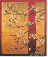 Fine art  - Magnolia 1 by ArtistJill Deveraux