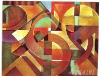 Fine art  - Mechanical Maze  by ArtistRichard Hall