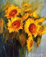 Fine art  - Sunflowers
