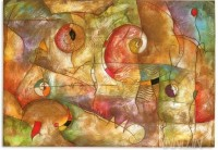 Fine art  - Abstract Composition 13 by ArtistVer Mais