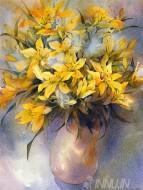 Fine art  - Yellow Lillies