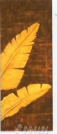 Fine art  - Tropical Palm Triptych 3 by ArtistDavid Parks