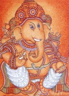 Fine art  - Radhamadhavam