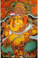 Fine art  - Ganesh Mural 1
