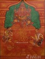 Fine art  - Ganapathi