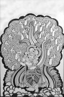 Fine art  - Krishna Playing Flute 3