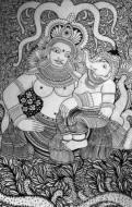 Fine art  - Parvathy & Vinayaka