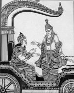 Fine art  - Geethopadesham