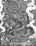 Fine art  - Sri Ganesh