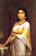 Fine art  - Kerala Royal Lady  by Artist