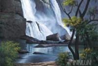 Fine art  - Waterfalls