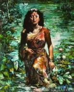 Fine art  - Female Portrait