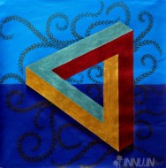 Fine art  - Triangle