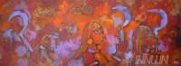 Fine art  - Kavu Theendal
