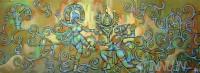 Fine art  - Cosmic Dance