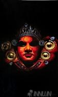 Fine art  - Theyyam Chamayam 1