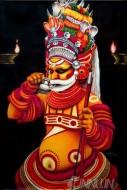 Fine art  - Theyyam (Muthappan)