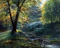 Fine art  - A Quiet Stream