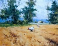Fine art  - Farm Life