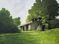 Fine art  - Greenery 3