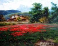 Fine art  - Poppy Field