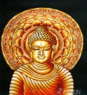 Fine art  - Gautama Buddha 2by Artist