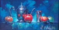 Fine art  - Still Lifeby ArtistBinu Perukavu