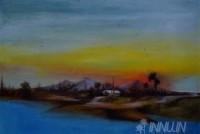 Fine art  - Evening Sun