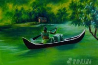 Fine art  - Greenery by Artist