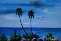Fine art  - Seashoreby Artist