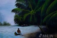 Fine art  - Boating 1