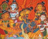 Fine art  - Raasleelaby ArtistPooja Kashyap
