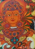 Fine art  - Parvati Mukhamby ArtistPooja Kashyap