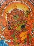 Fine art  - Parvathy Chamayamby ArtistPooja Kashyap