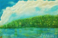 Fine art  - Nature by ArtistBabitha Marina Justin