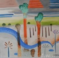 Fine art  - Ecoscape5by ArtistRobert Lopez