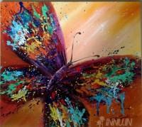 Fine art  - Butterfly by ArtistDinak Divakaran