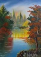 Fine art  - Landscape  by ArtistDinak Divakaran