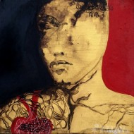 Fine art  - Alterbody series1 by ArtistSajitha R Shankhar