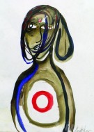 Fine art  - Inner soul and outer faces1by ArtistSajitha R Shankhar