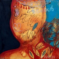Fine art  - Alterbody series4 by ArtistSajitha R Shankhar
