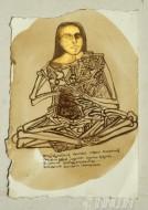 Fine art  - Alterbody series6by ArtistSajitha R Shankhar