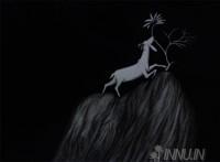 Fine art  - Lost sheep by ArtistJiji George