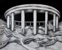 Fine art  - The destination belongs to you by ArtistJiji George