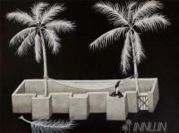 Fine art  - Untitled by ArtistJiji George