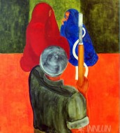 Fine art  - Untitled by ArtistUsha Ramachandran