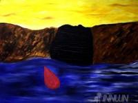 Fine art  - Silence of Love by ArtistK Jayakumar