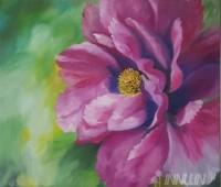 Fine art  - Creative Ecstasyby ArtistAsha Suresh