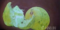 Fine art  - Beauty of Lemon  by Artist Sai Kumar